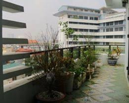 Bán tòa nhà VP 8 tầng tại phố Trần Đại Nghĩa, DT 100m2, MT 9m