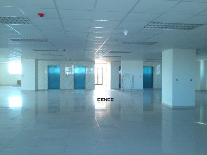 Cho thuê mặt sàn tòa nhà Detech Building số 8 Tôn Thất Thuyết, mặt sàn 600m2