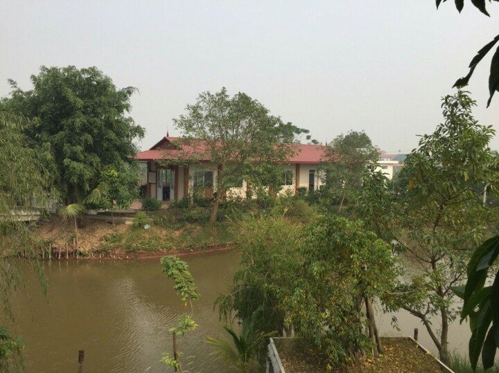 Bán trang trại sinh thái Thuộc xã Kim Lan - Huyện Gia Lâm - Hà Nội. DT 30.000m2(3Ha)