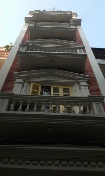 Bán nhà Hồ Rùa - Thanh Xuân 55m2 x 4 tầng, giá chỉ 6.7 tỷ, ô tô vào nhà