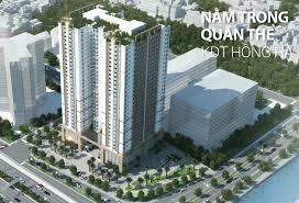 Bán chung cư Tứ Hiệp Plaza, căn 2 phòng ngủ 66m2 - giá gốc 14,5tr/m2-0989704285