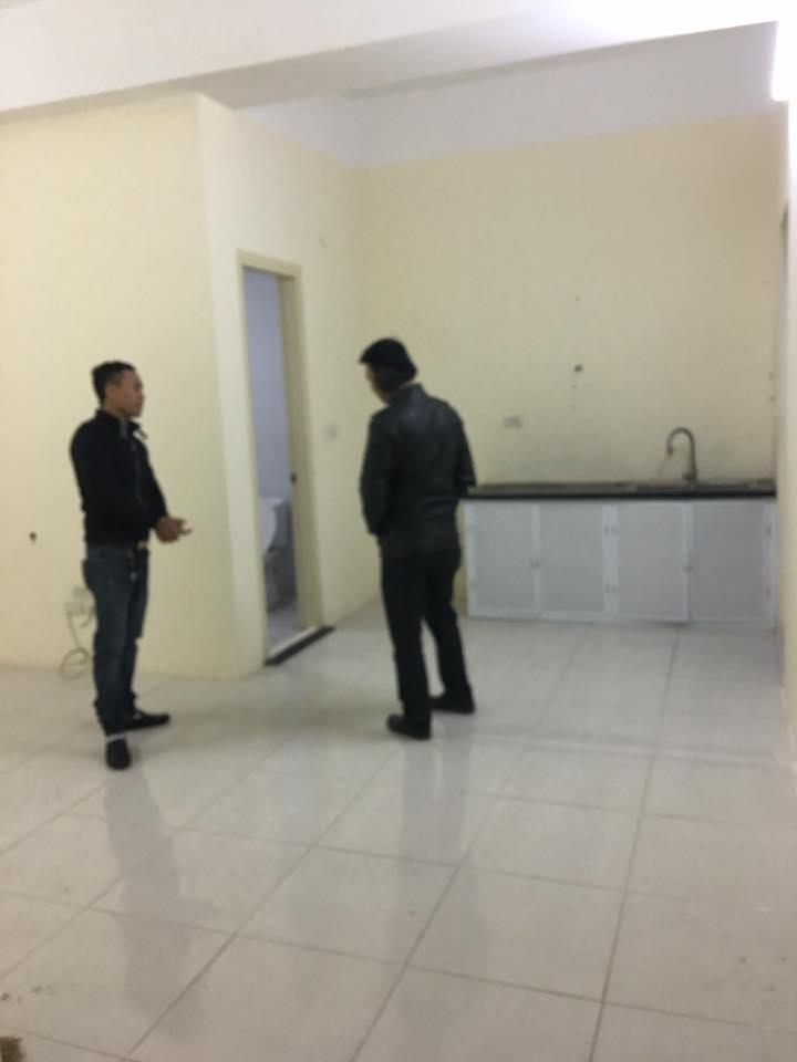 Cho thuê căn hộ 2 phòng ngủ 56m2 tòa HH2 Linh Đàm view đẹp, thoáng mát