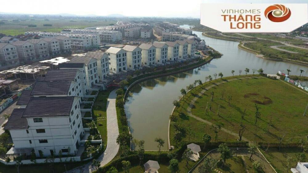 Biệt thự Vinhomes Thăng Long nhận nhà ngay - Chiết khấu 25% GTBT