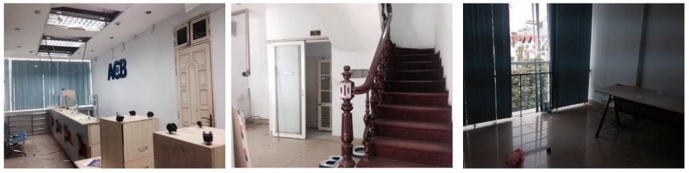 Cho thuê nhà 5 tầng mặt phố số 115 Thụy Khuê, Tây Hồ, 40 tr/tháng, 0913015085