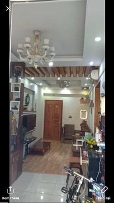 Bán căn hộ chung cư tại đường Nguyễn Duy Trinh, Hoàng Mai, Hà Nội, diện tích 61.5m2, giá 1.4 tỷ