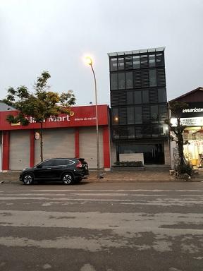 Cho thuê nhà 3 tầng mặt đường chính KĐT Tứ Hiệp, Thanh Trì, 0989069223