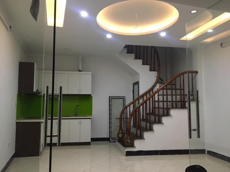 Bán gấp nhà Ngõ 254 Minh Khai, Nhà mới xây, sổ đỏ chính chủ, về ở luôn
